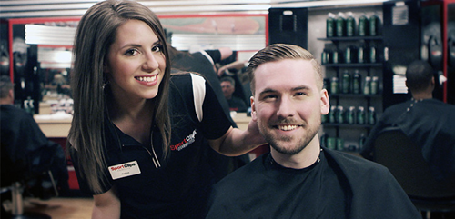 Sport Clips Haircuts of Wexford  Haircuts
